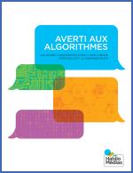 Averti aux algorithmes : Les jeunes Canadiens discutent l'intelligence artificielle et la confidentialité