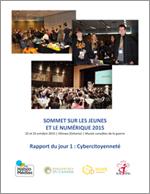 Sommet sur les jeunes et le numérique 2015