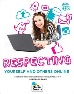Respecting Yourself and Others Online Workshop guide